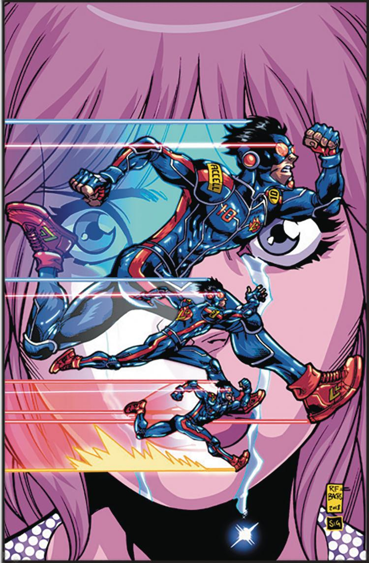 Catalyst Prime Accell #17