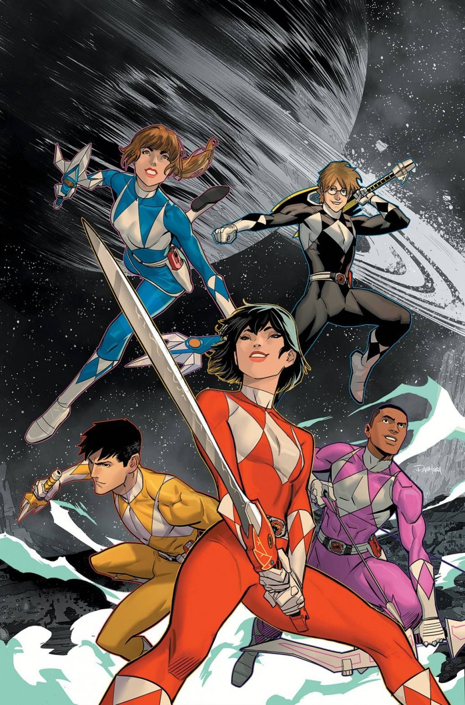 Go Go Power Rangers #16 CVR A
