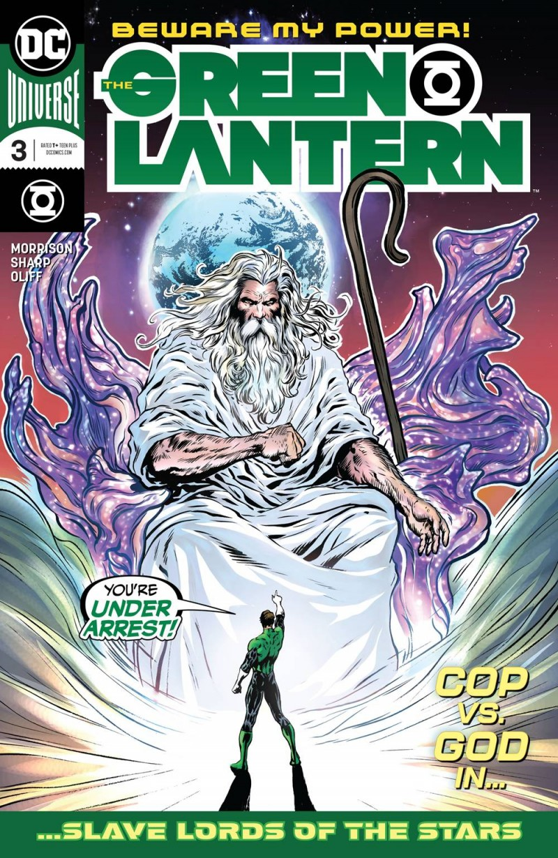Green Lantern  #3 CVR A