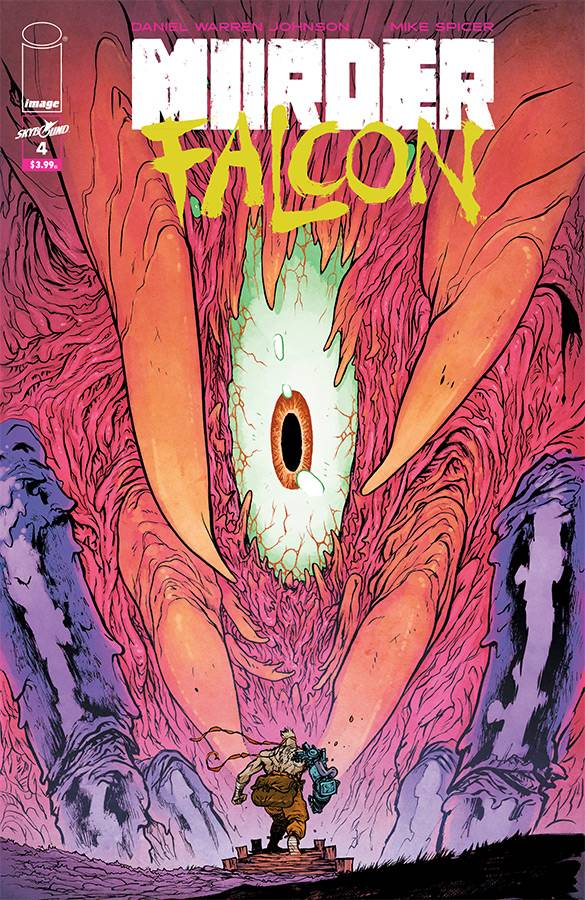 Murder Falcon #4 CVR A
