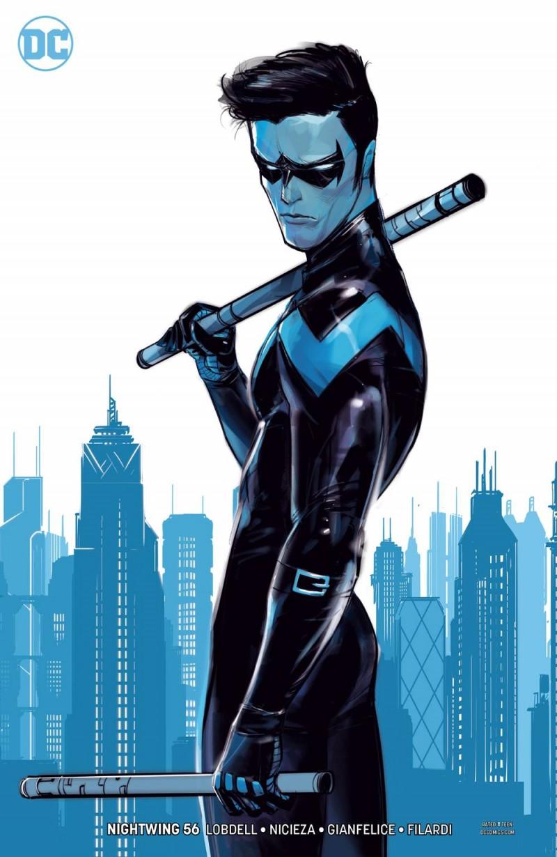 Nightwing V3 #56 CVR B