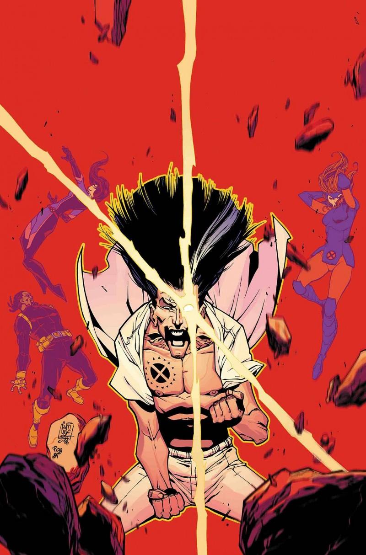 Uncanny X-Men V5 #9