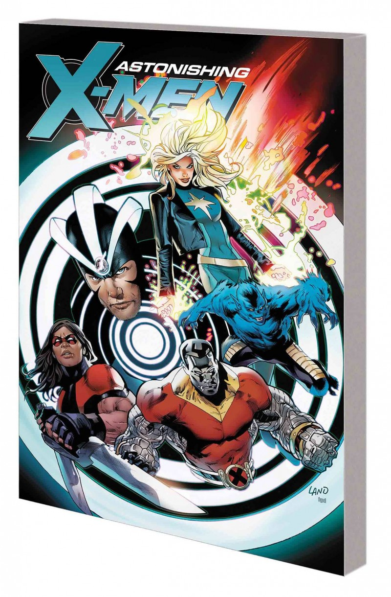 Astonishing X-Men TP Matt Rosenberg V1 Until Our Hearts Stop