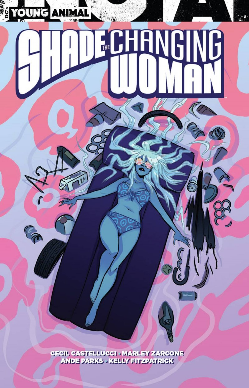 Shade the Changing Woman TP