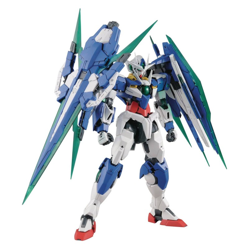 Gundam MG 1/100 Mobile Suit Gundam 00v Full Saber