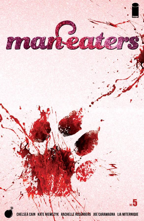 Man-Eaters #5 CVR A Miternique