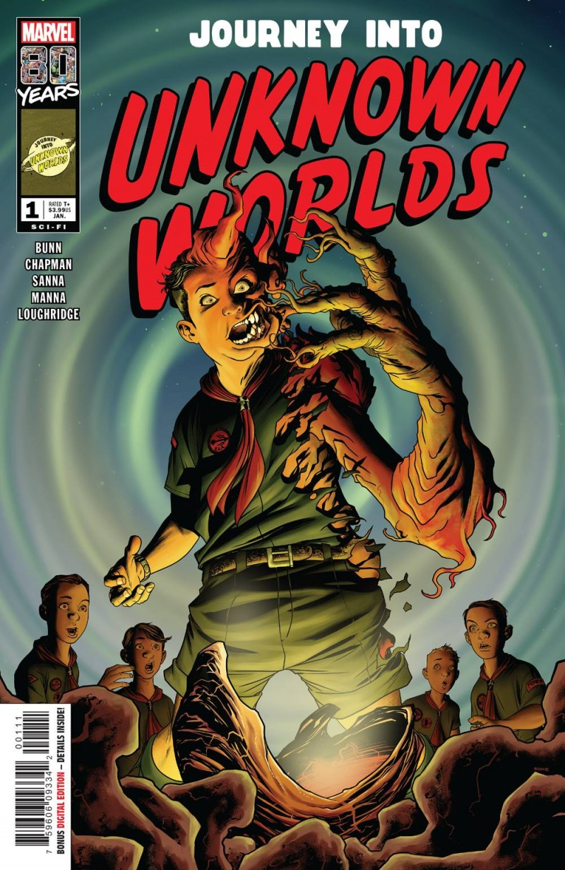 Marvel 80th One-Shot Journey Into Unknown Worlds