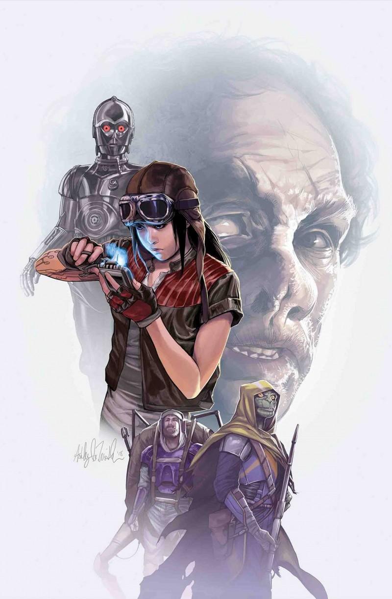 Star Wars Doctor Aphra #28