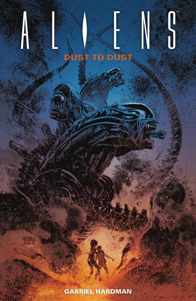 Aliens TP Dust to Dust