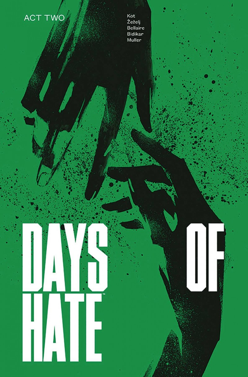 Days of Hate TP