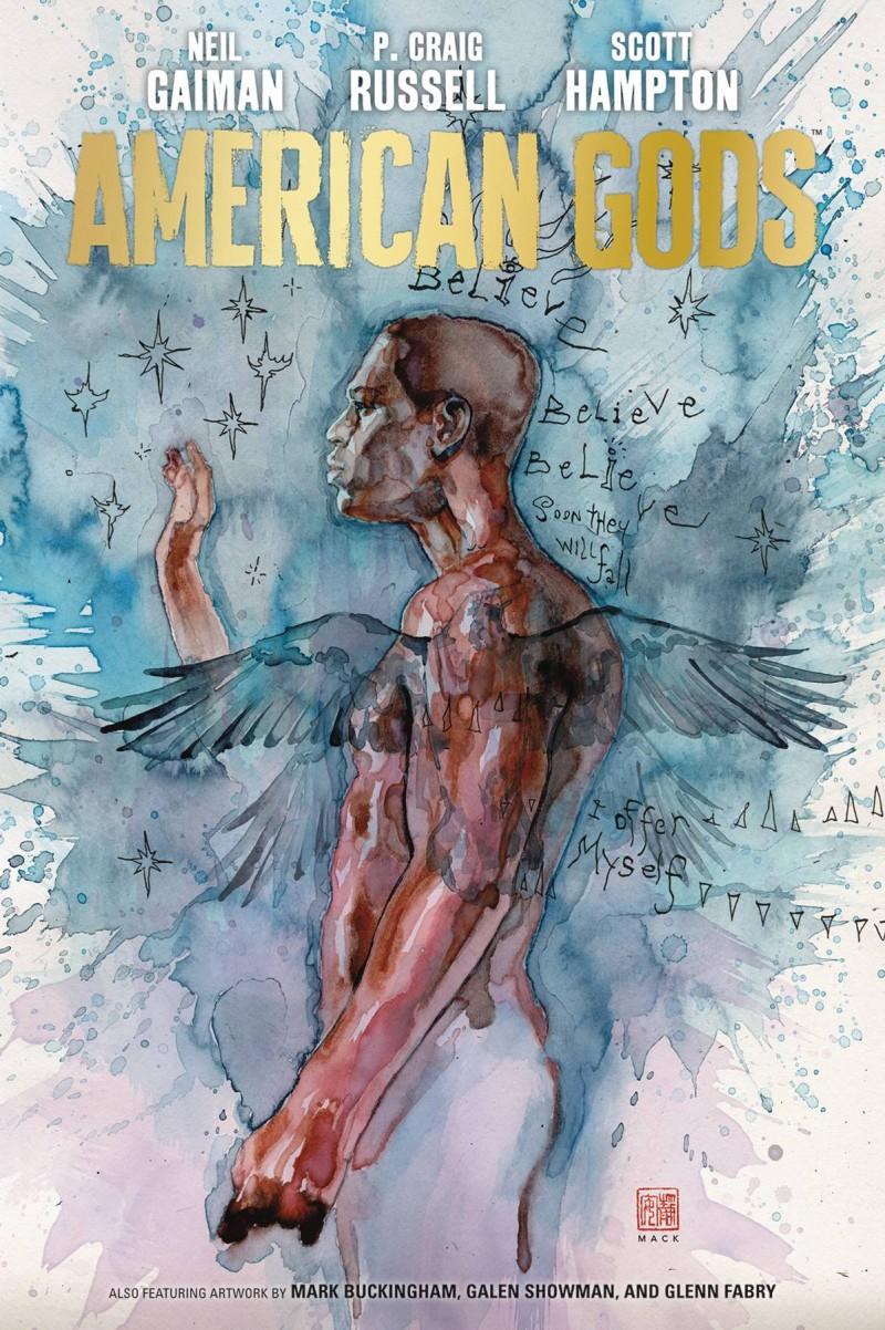 Neil Gaiman American Gods HC  My Ainsel