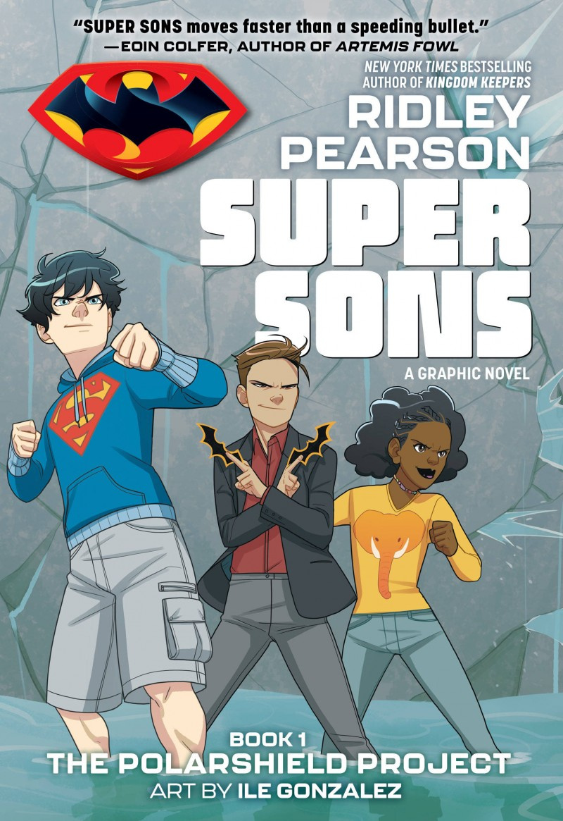 Super Sons TP the Polarshield Project
