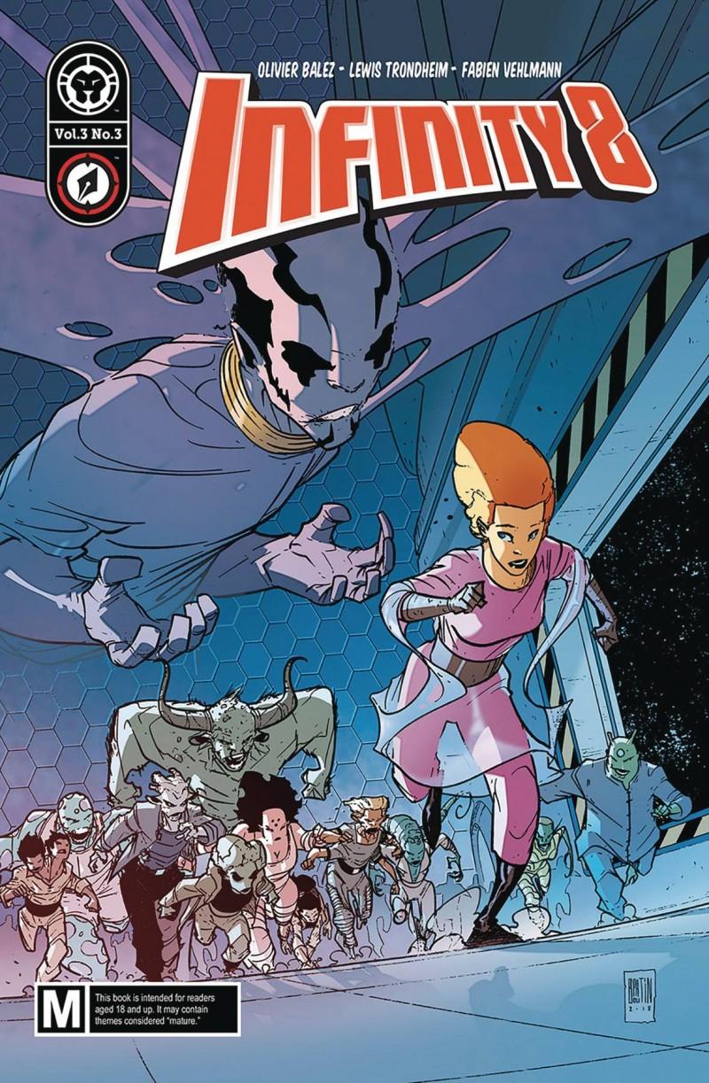 Infinity 8 #9
