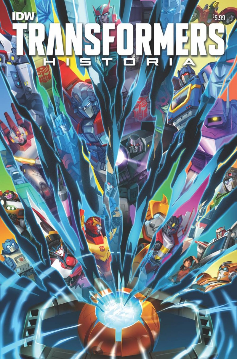 Transformers One-Shot Historia