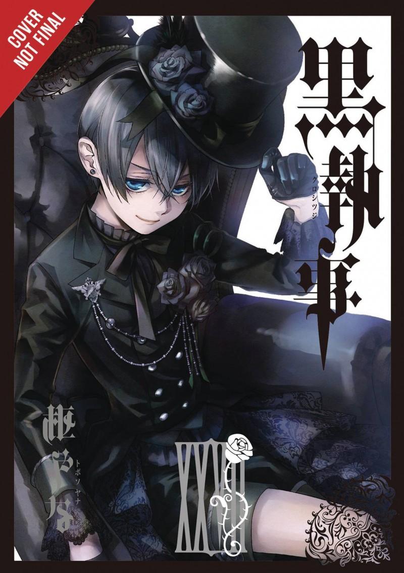 Black Butler GN