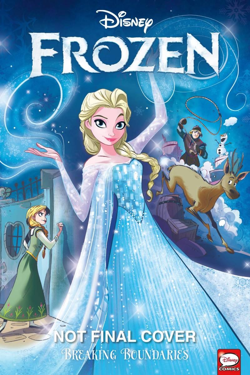 Disney Frozen TP Breaking Boundaries