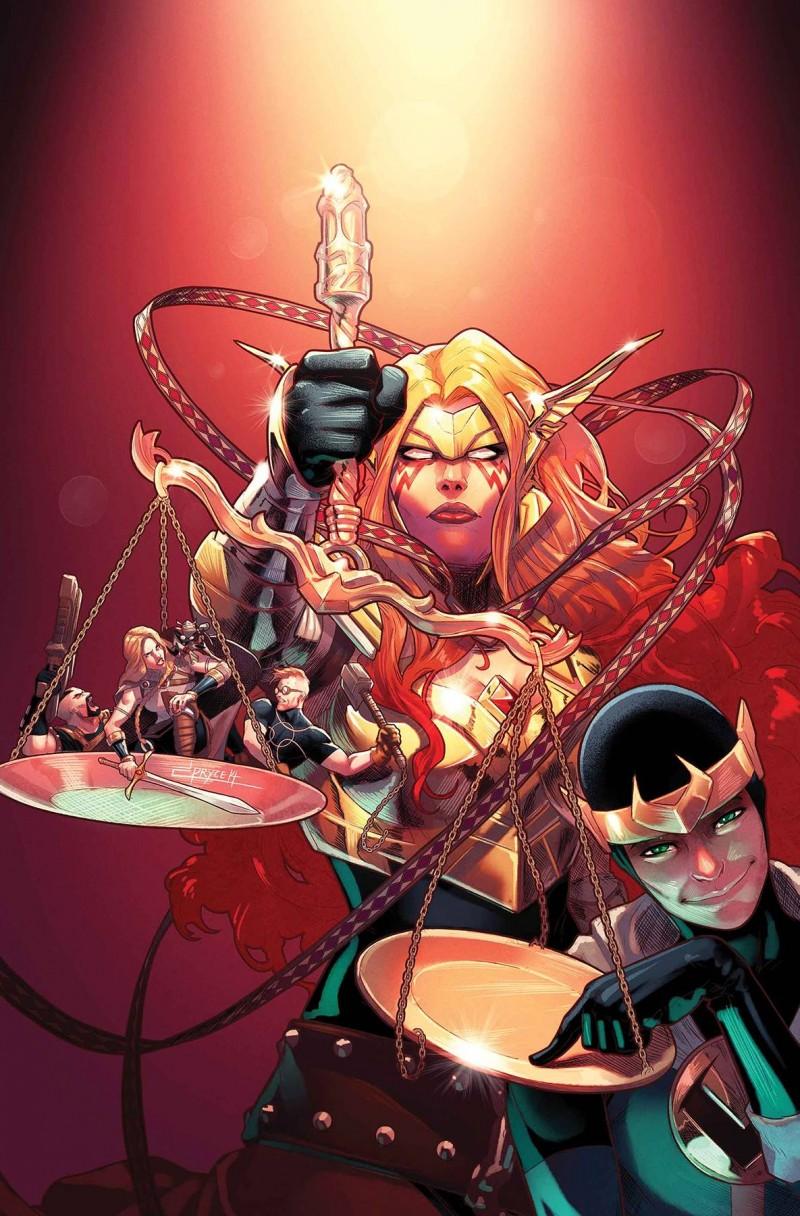 Asgardians of the Galaxy #6