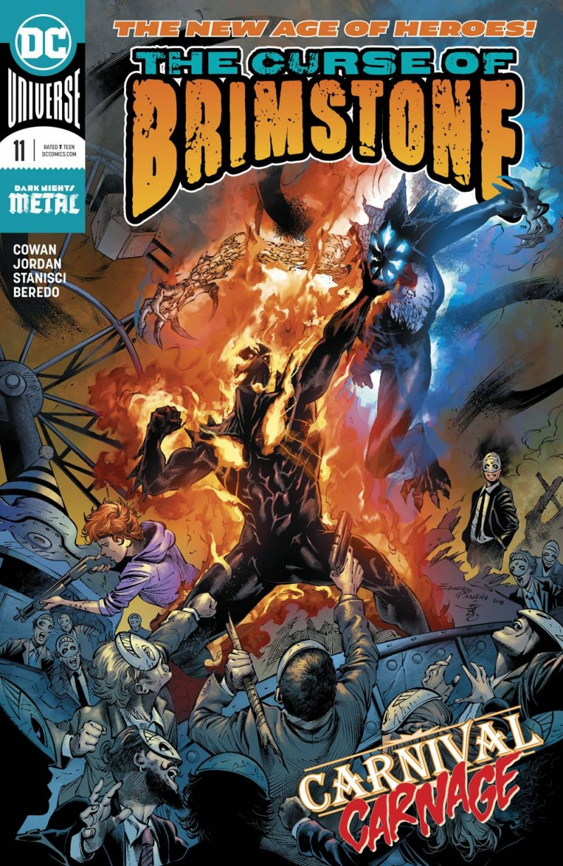 Curse of Brimstone #11