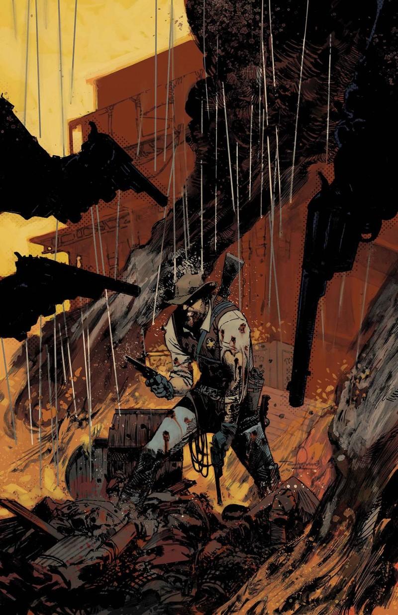 Marvel 80th One-Shot Gunhawks