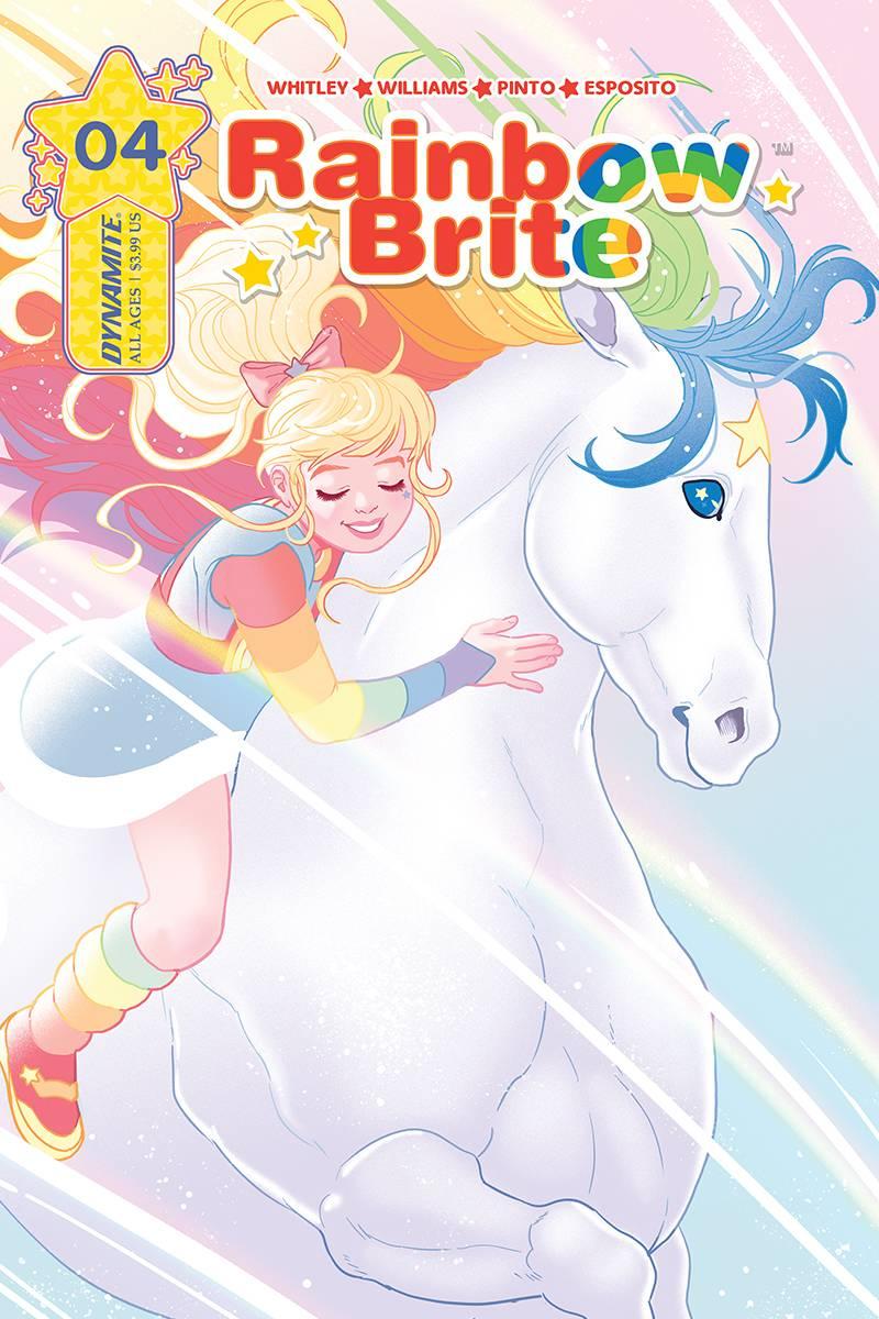 Rainbow Brite #4 CVR A Ganucheau
