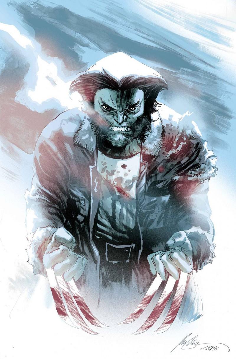 Wolverine Long Night Adaptation #2