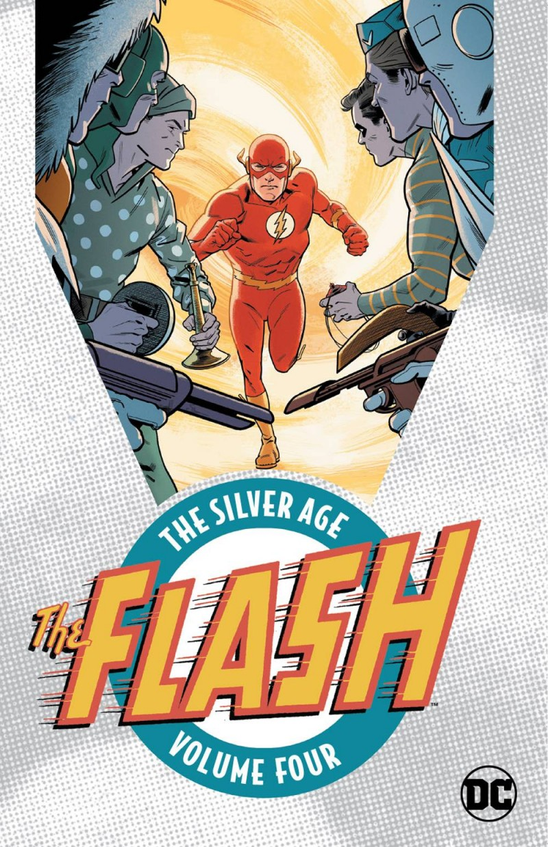 Flash TP the Silver Age