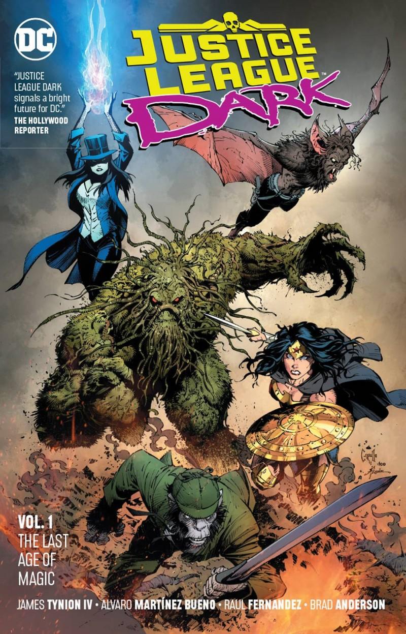 Justice League Dark TP 2018  the Last Age of Magic