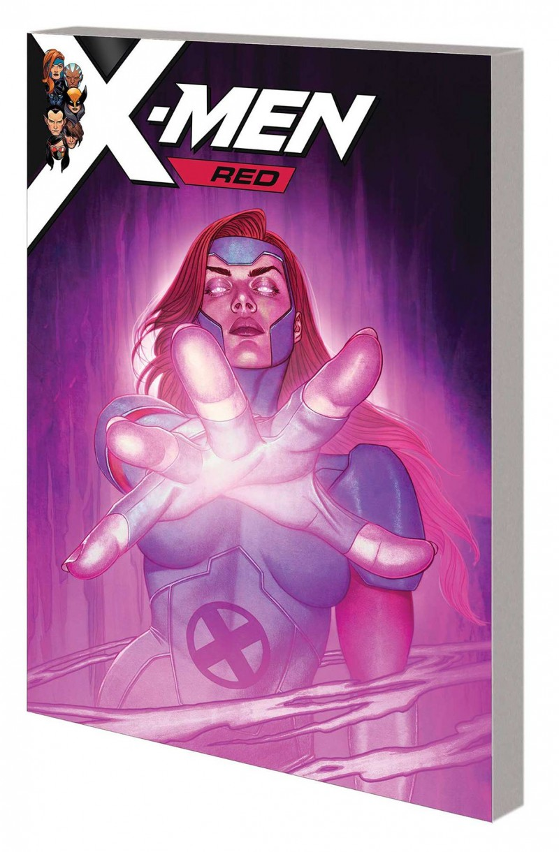 X-Men Red TP  Waging Peace