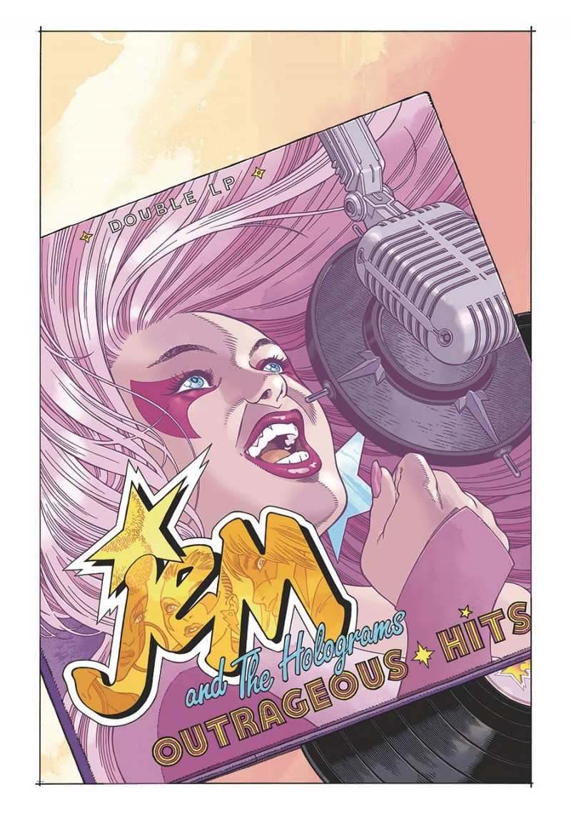 Jem and Holograms One-Shot 2020