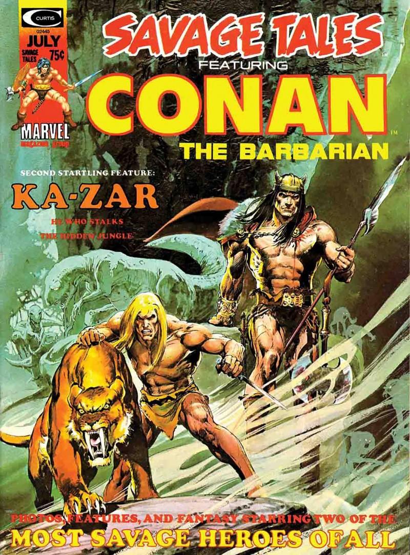 True Believers One-Shot Conan Secret of Skull River