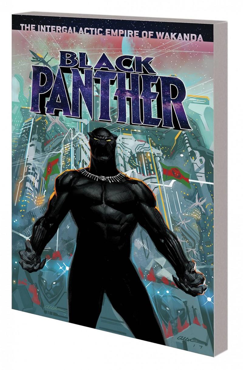Black Panther TP  Interg Empire Wakanda Part 1