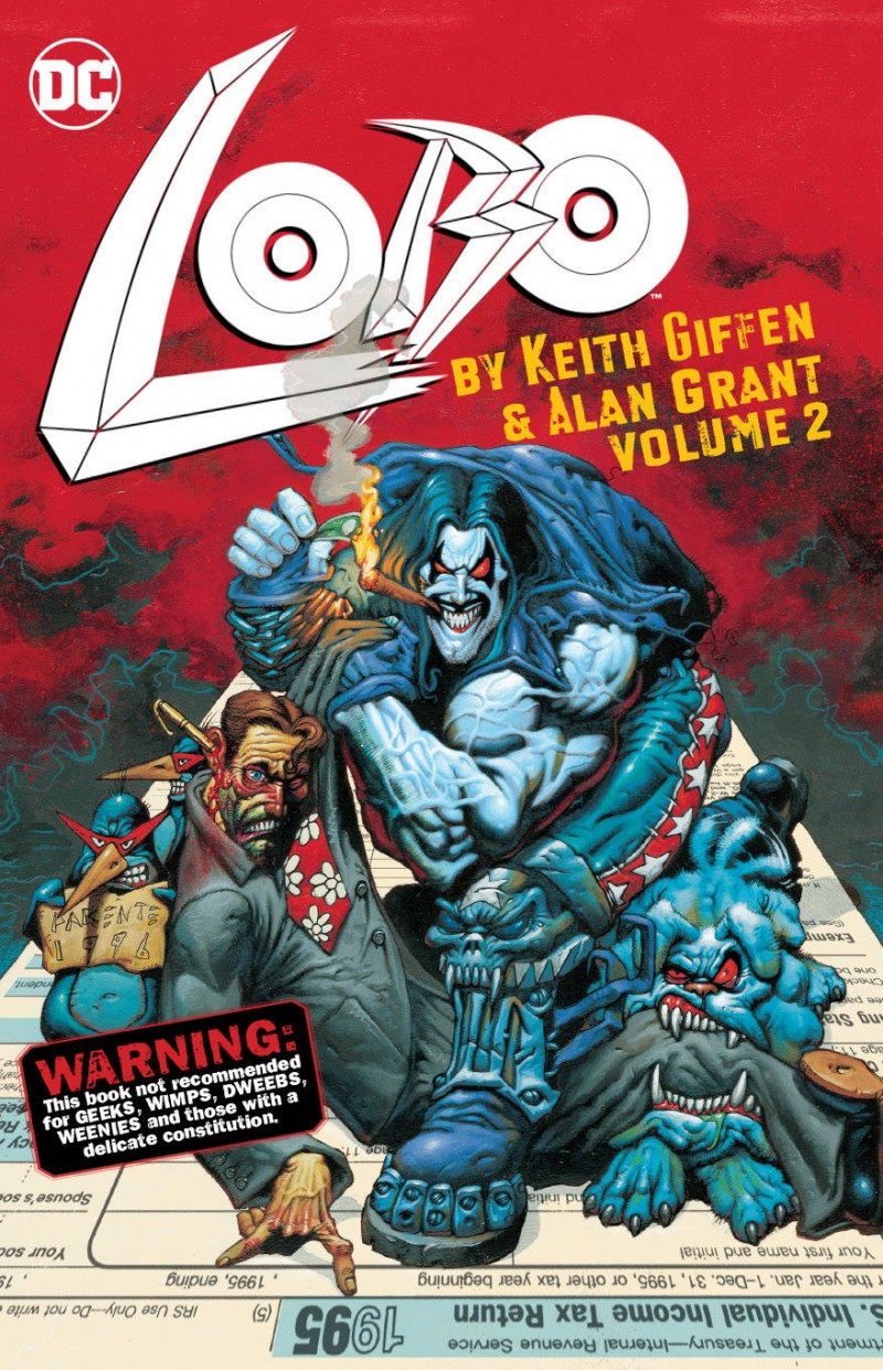Lobo TP Keith Giffen and Alan Grant