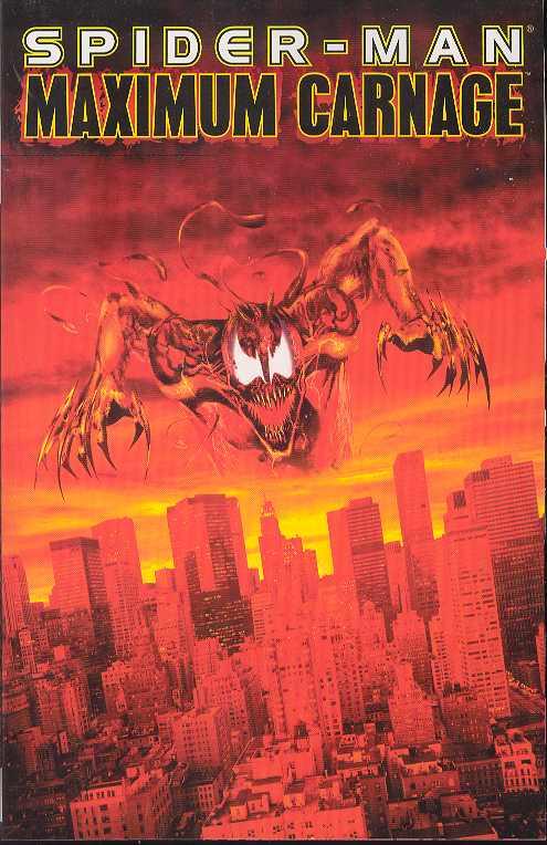 Spider-Man TP Maximum Carnage