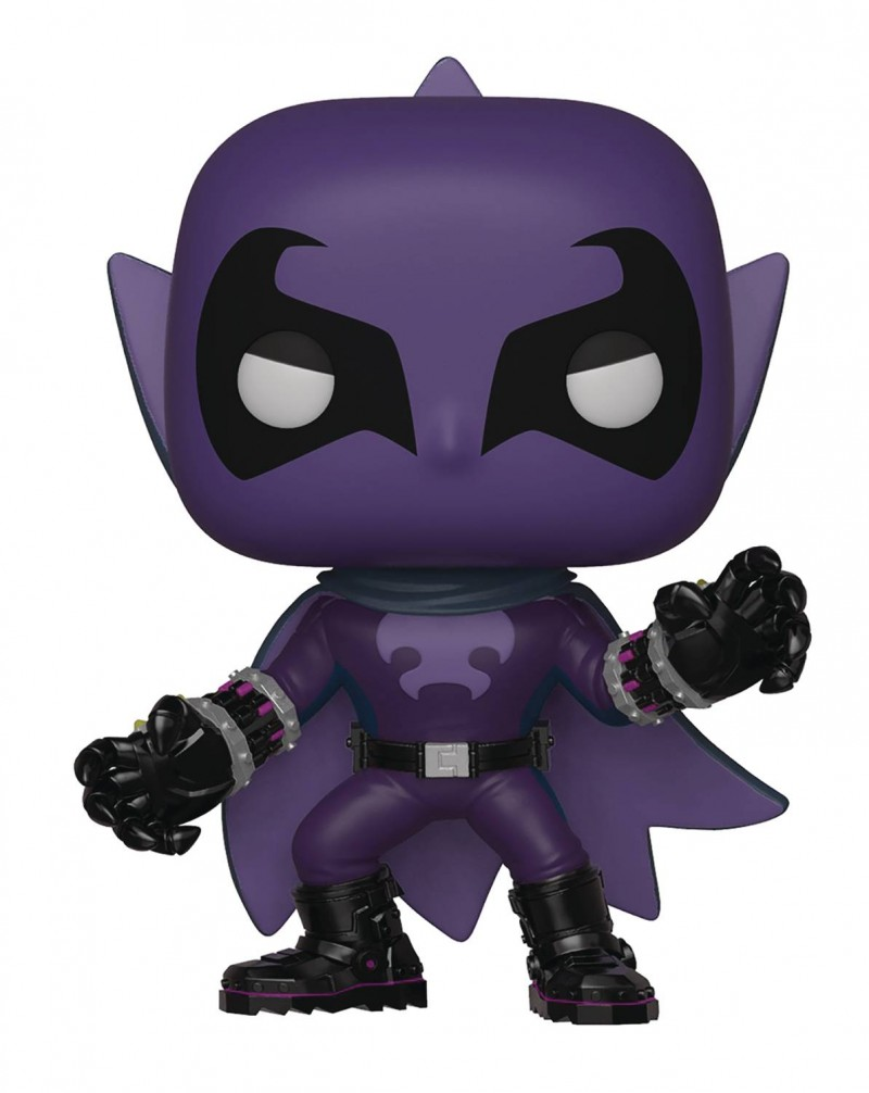 Funko Pop Marvel Into the Spider-Verse Prowler