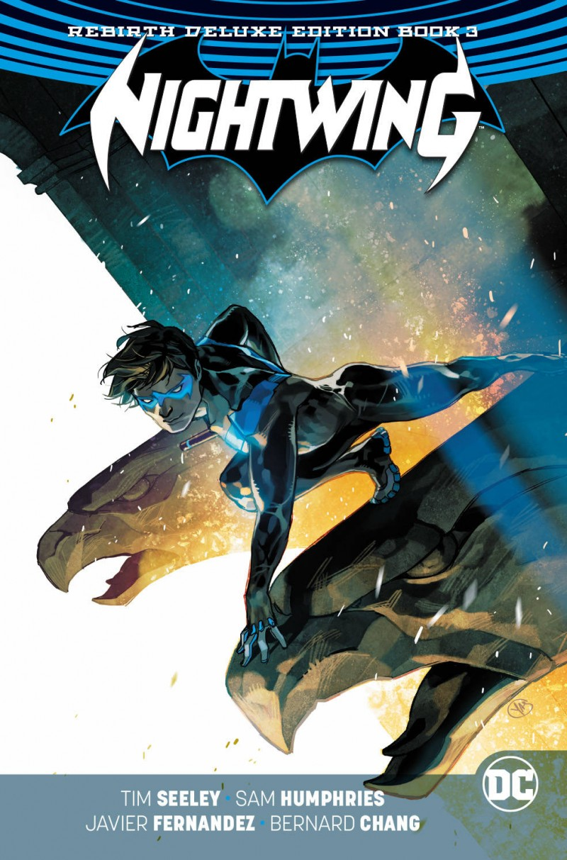 Nightwing HC Rebirth Deluxe Collection V3