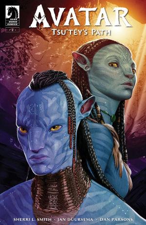 Avatar Tsu Teys Path #2 CVR B Standerfer