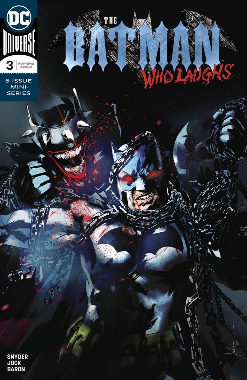 Batman Who Laughs #3 CVR A