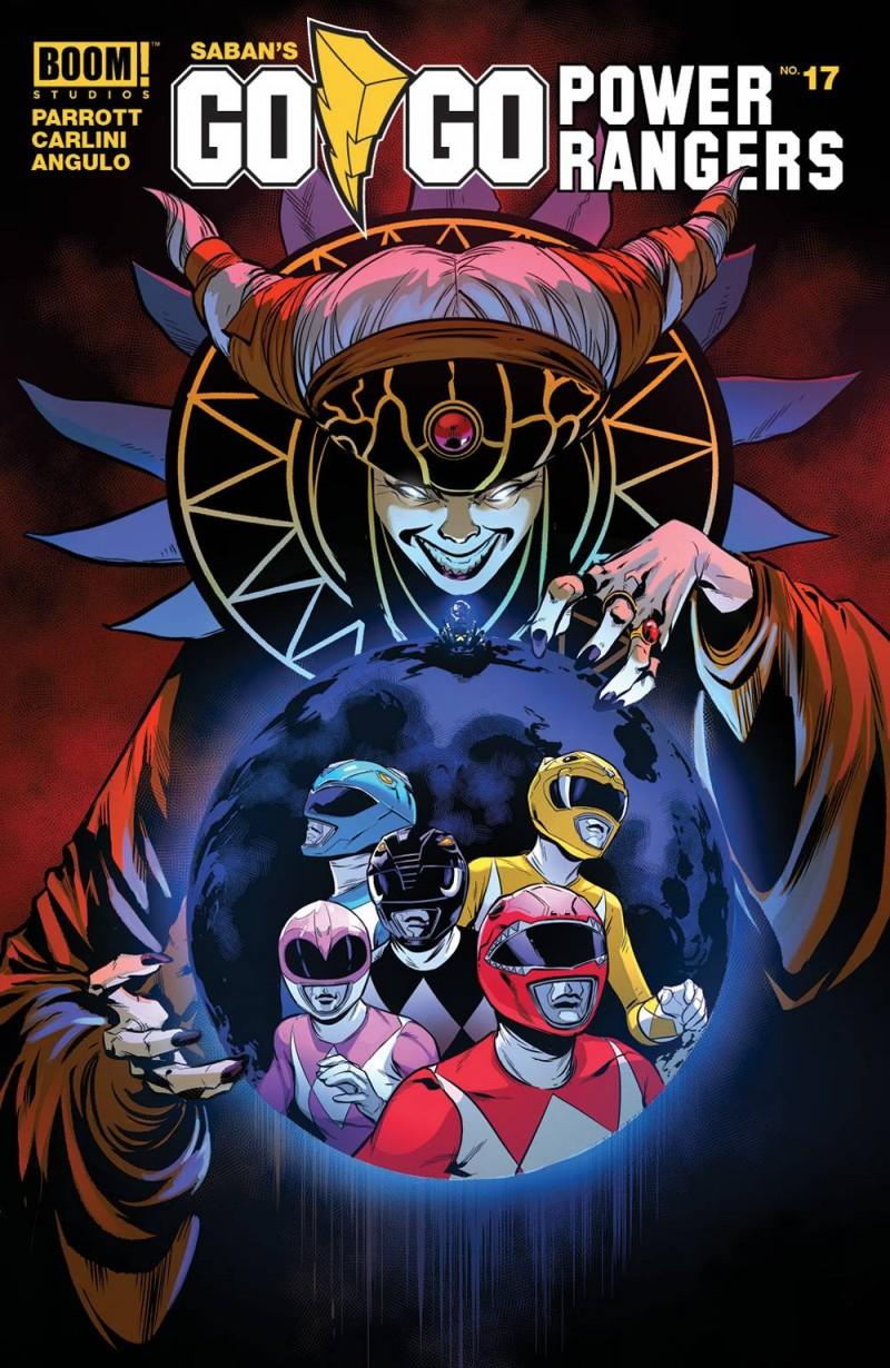 Go Go Power Rangers #17 CVR A