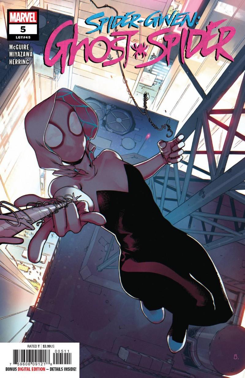Spider-Gwen Ghost Spider #5