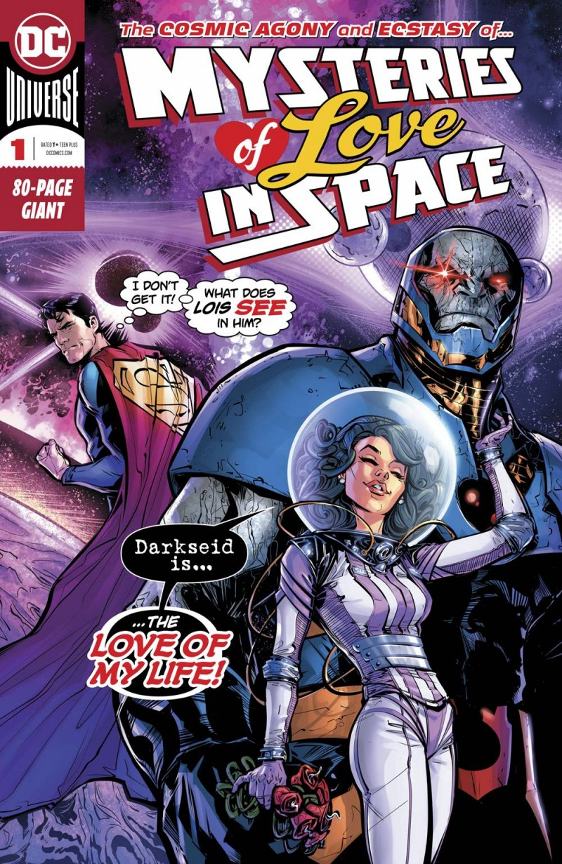 Mysteries of Love In Space One-Shot