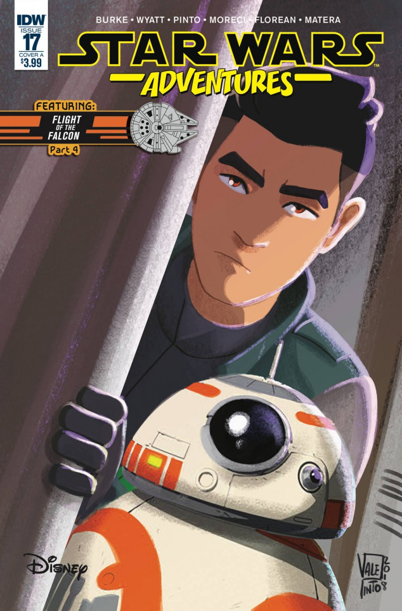 Star Wars Adventures #17 CVR A Pinto