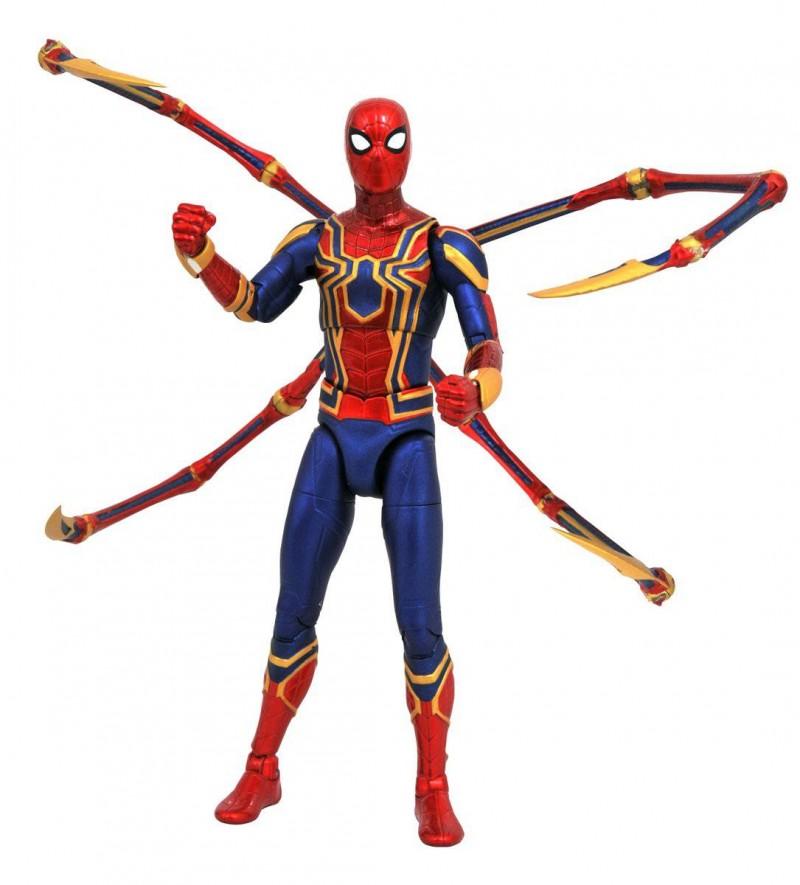 Marvel Select AF Avengers 3 Iron Spider-Man