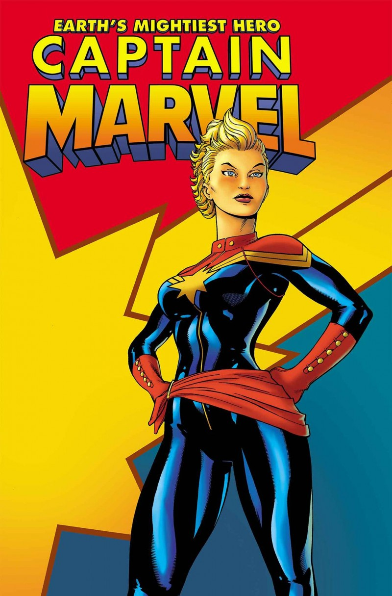 True Believers One-Shot Captain Marvel Earths Mightiest Hero