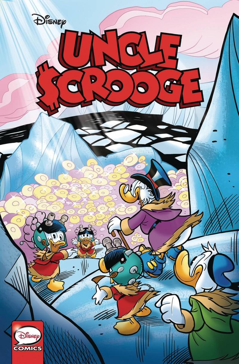 Uncle Scrooge  #42