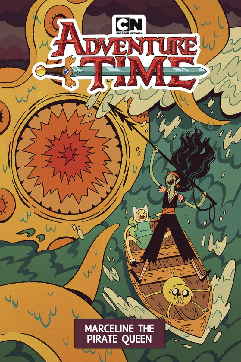 Adventure Time GN Marceline Pirate Queen