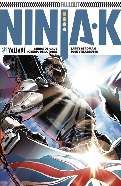 Ninja-K TP  Fallout