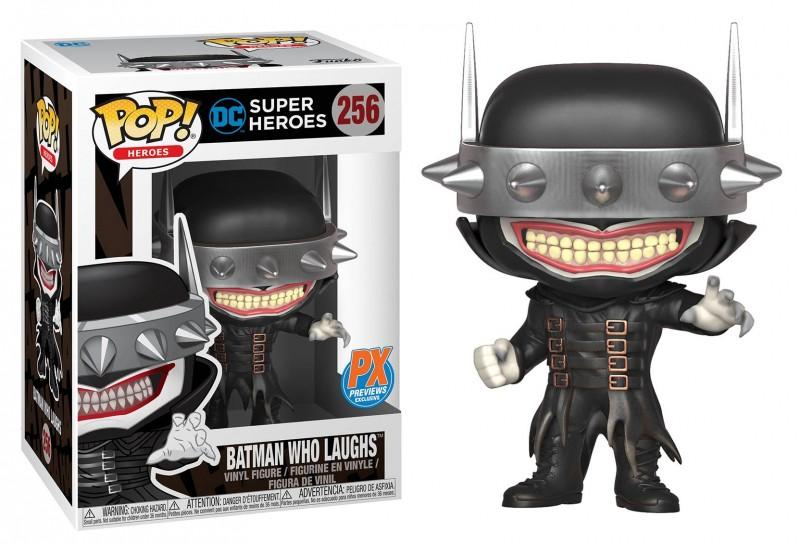 Funko Pop DC Batman Who Laughs PX