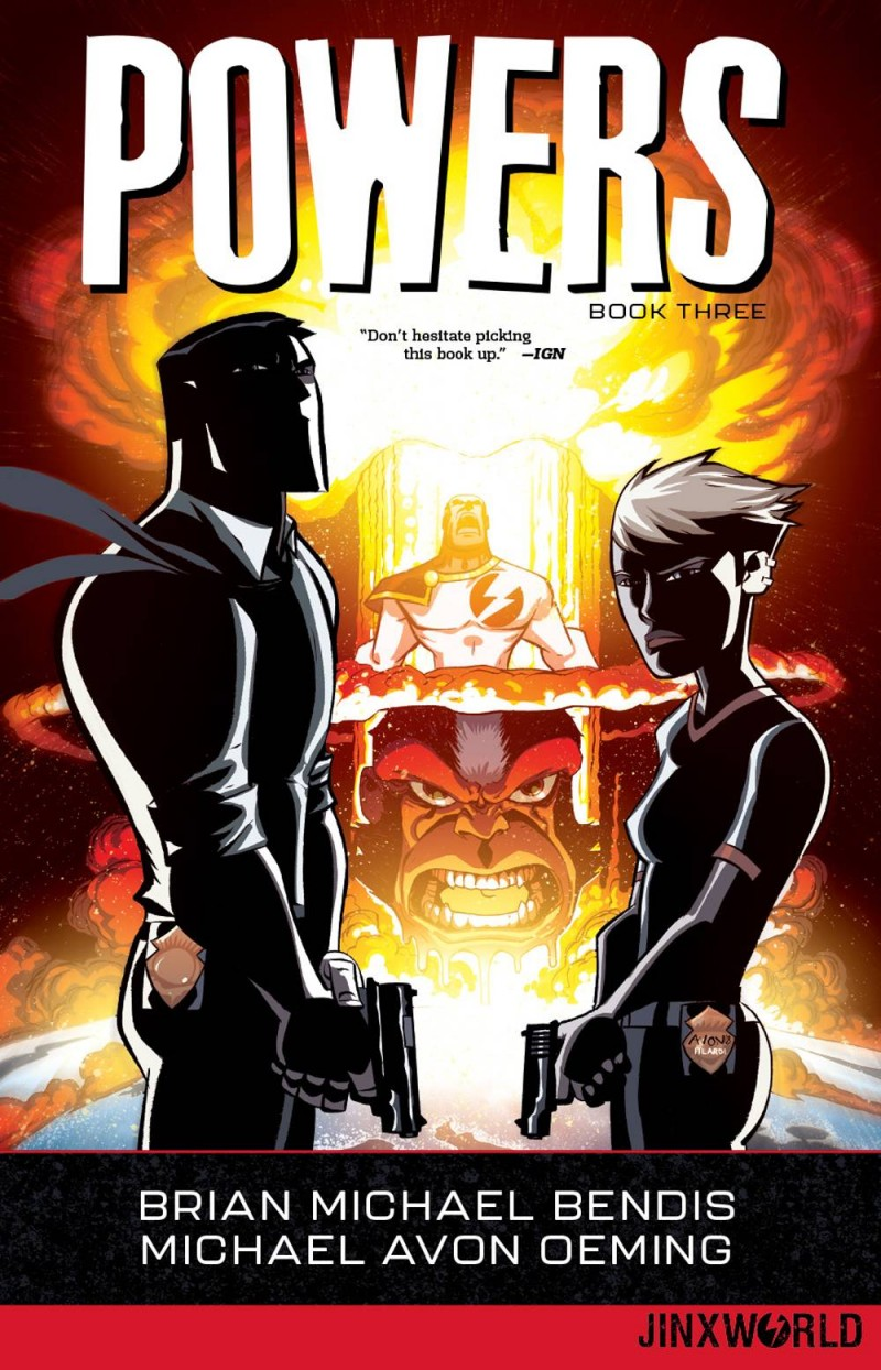 Powers TP Deluxe Edition