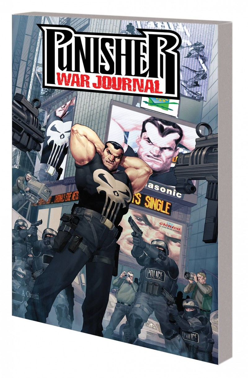 Punisher War Journal TP Fraction Complete Collection