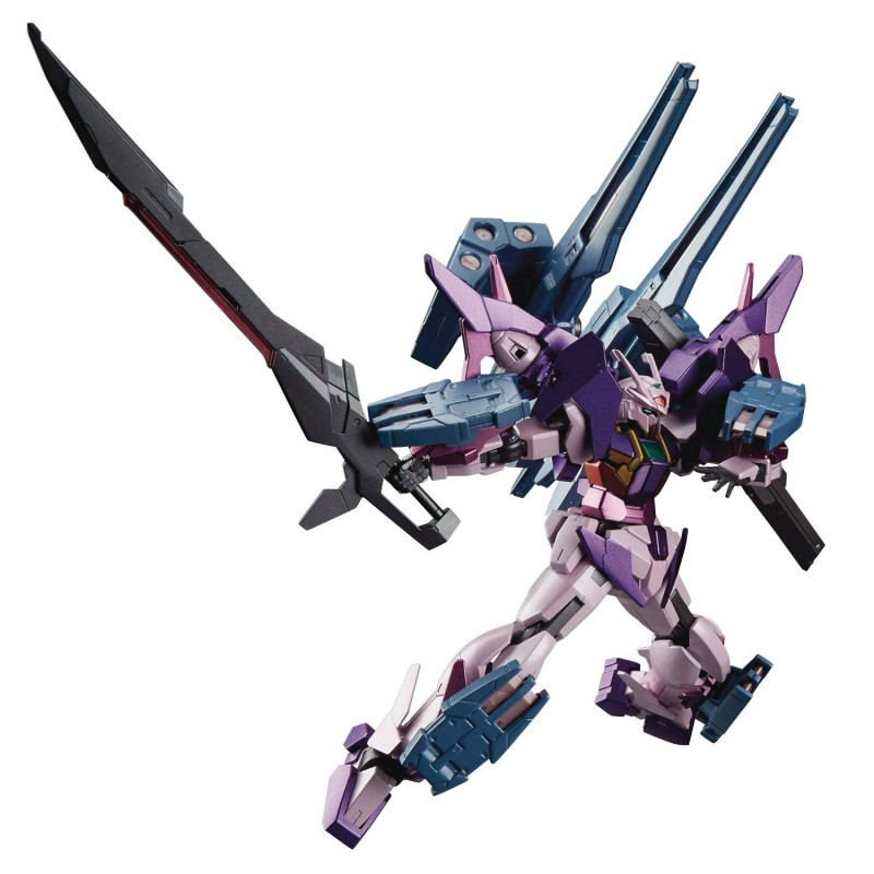 Gundam HGBD 1/144 Build Divers 20 Gundam 00 Sky HWS